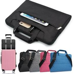 """For 11"""" 13"""" 15"""" Notebook Laptop Carrying Bag MacBook Acer Le"""