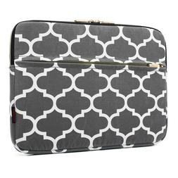 """CoolBell 15.6"""" Laptop Sleeve Bag Case Cover For Macbook Pro"""