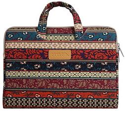 Mosiso Bohemian Briefcase Only for Macbook 12-Inch with Reti