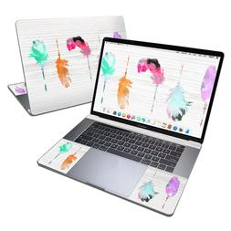 "Feather Design DecalGirl APPLE MACBOOK PRO 15""  SKIN"