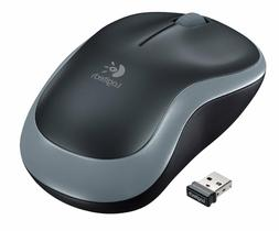 Genuine Logitech Wireless Optical Mouse M185 For Laptop Macb