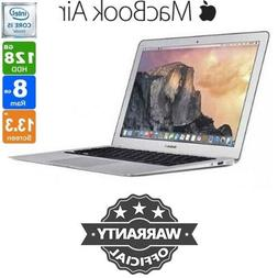 Apple Macbook Air 13.3 Dual-Core i5 1.8GHz 8GB 128GB Silver-