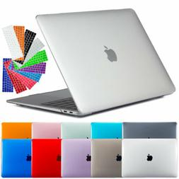 """For Macbook Air 13"""" Inch 2018 A1932 Clear Rubberized Hard Ca"""