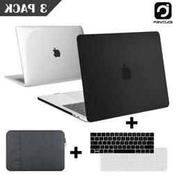 For Macbook Air/Pro 13 inch Matte Hard Case +Keyboard Cover
