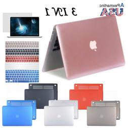 """For Macbook Pro 13"""" A2159  Hard Case Shell Keybord Cover Scr"""