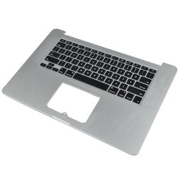 NEW KEYBOARD WITH UPPER CASE FOR MACBOOK PRO RETINA A1398 20