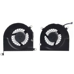 NEW Left & Right CPU FAN FOR Apple Macbook PRO A1297 2009-11