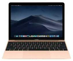 "APPLE MACBOOK MRQN2LL/A 12"" LAPTOP 256GB SSD, GOLD, BRAND NE"