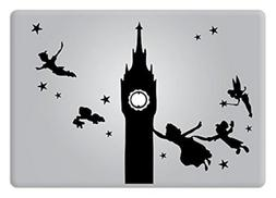 DecalPro Designs Peter Pan Disney Apple Macbook Decal Vinyl
