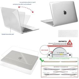 MOSISO Plastic Hard Shell Case  Keyboard Cover Compatible Ma