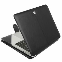 Mosiso Pu Leather Case Compatible 2019 2018 Macbook Air 13 A