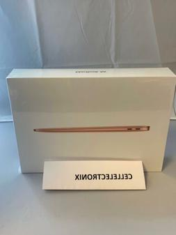 """SEALED Apple MacBook Air 13"""" 2019  Gold 2-DAY SHIPPING"""