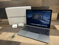 SWEET * 2016 Apple MacBook 12'' 1.1GHz m3 8GB 256GB Space Gr