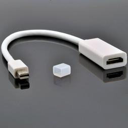 Thunderbolt to HDMI Cable Adapter Mini DisplayPort to HDMI F