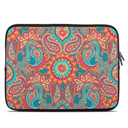 Zipper Sleeve Bag Cover - Carnival Paisley - Fits Most Lapto