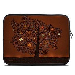 Zipper Sleeve Bag Cover - Tree Of Books - Fits Most Laptops